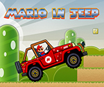 Mario Araba Sürme