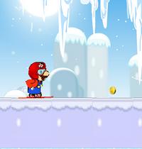 Mario Zıplayan Kayak