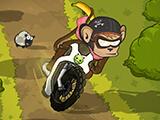 Maymun Adası Motosiklet Akrobasi