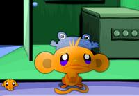 Maymunu Mutlu Et: Asansör