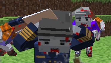 Minecraft Savaşı : Enfeksiyon