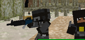 Minecraft Savaşı : Polis Ekibi