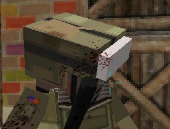 Minecraft Zombi