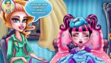 Monster High Bebeği