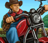 Motorlu Çiftçi