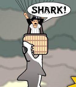 New York'da Köpek Balığı Paniği
