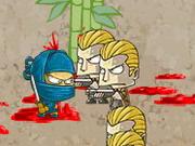 Ninjalar Mafyalara Karşı