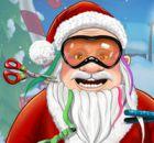 Noel Baba Saç Kesimi