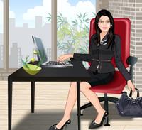 Ofis Kadını Giydir