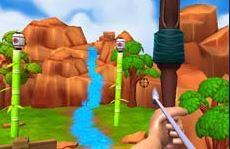 Okçu Uzmanı 3D: Küçük Ada