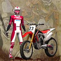 Online Motorsiklet Yarışı