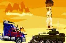 Optimus Saldırıyor