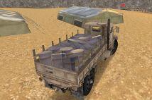 Ordu Kargo Sürücüsü
