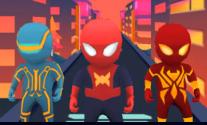 Örümcek Çocuk Metroda