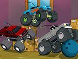 Oyuncak Arabaların Yarışı