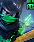 Özel Ninja Legolar