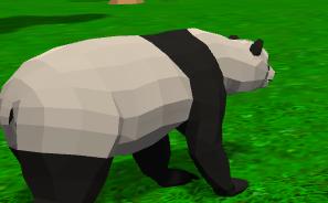 Panda Simülator
