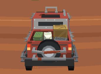 Piksel Araba Yıkımı