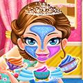 Prenses Yüz Makyajı