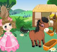 Prensesin Atları
