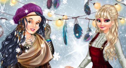 Prensesler İle Bohem Kışı