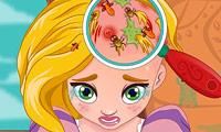 Rapunzel Saç Kesme