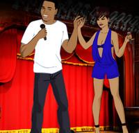 Rihanna Chris Giydir