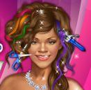Rihanna Saç Tasarımı