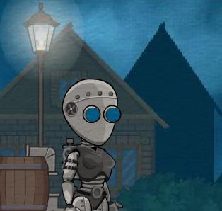 Robot Adam