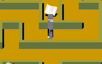 Robot Labirentte