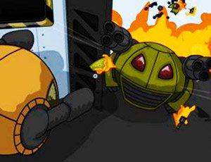 Robotlara Karşı Savaş