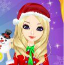 Santa Yılbaşı Makyajı