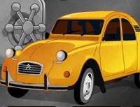 Sarı Arabalı Hırsız