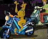 Scooby Motor Yarışı