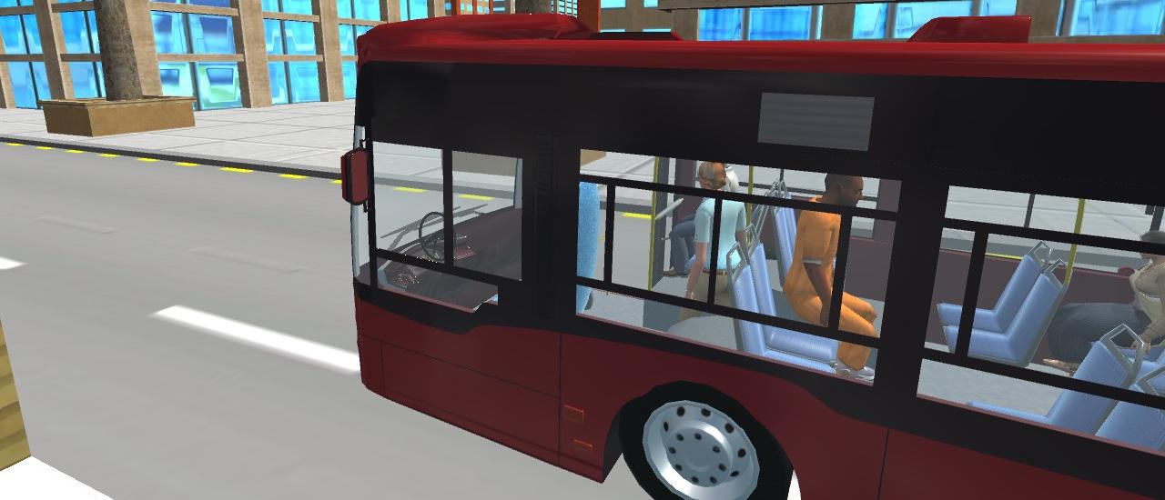 Şehir Otobüsü Simülasyonu