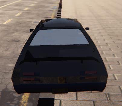 Şehiriçi Araba Simülatör