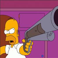 Simpsonları Vur