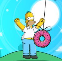 Simpsons Fırlat 2
