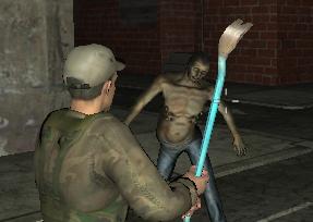 Sokakta Zombi Öldürme