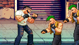Street Rage Fighter
