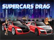 Süper Arabalar Drag Yarışı