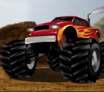 Süper Canavar Araba