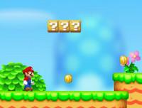 Süper Mario Altın Toplama