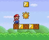 Süper Mario Altın Yıldız