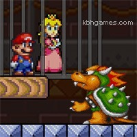 Süper Mario Prensesi Kurtar
