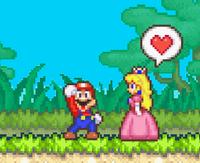 Süper Mario Zamana Karşı