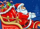 Sürücü Noel Baba