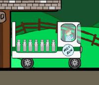 Süt Kamyonu