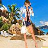 Tatildeki öğrenciyi giydirme