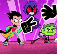 Teen Titans : Taş Kağıt Makas